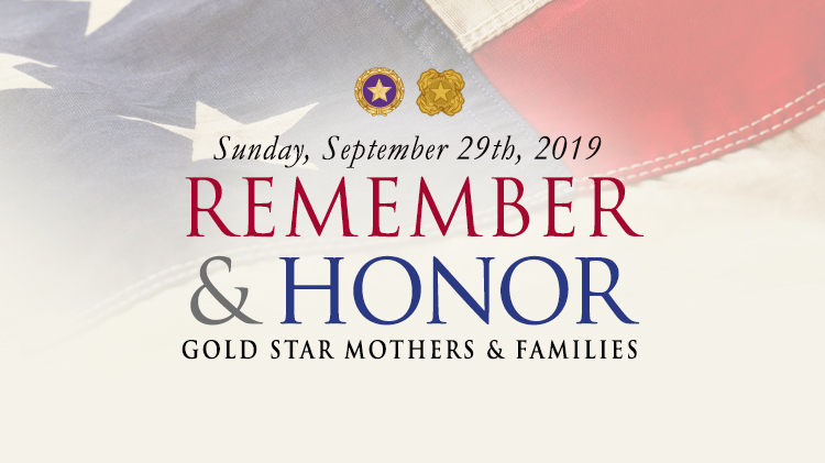 Gold Star Mothers and Families Day