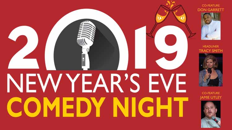 New Year's Eve Comedy Night