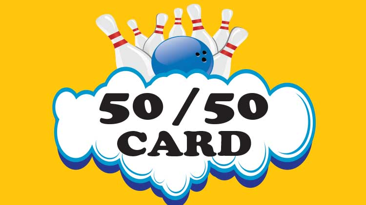 50/50 Cards