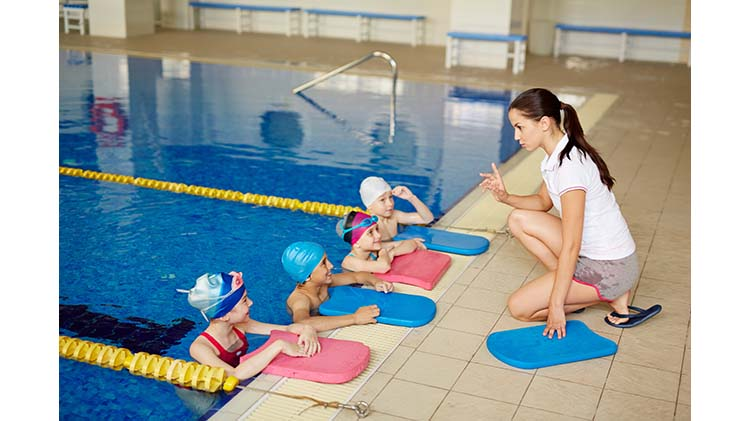 Youth Swim Lessons Session 4
