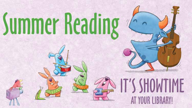 Summer Reading Wrap-Up Party 2019