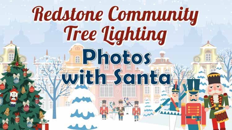 2019 Tree Lighting Santa Pictures