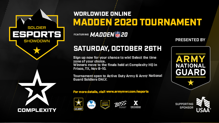 Madden 2020 Tournament