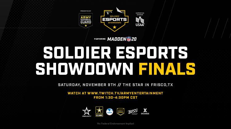 Soldier Esports Showdown Madden Finals
