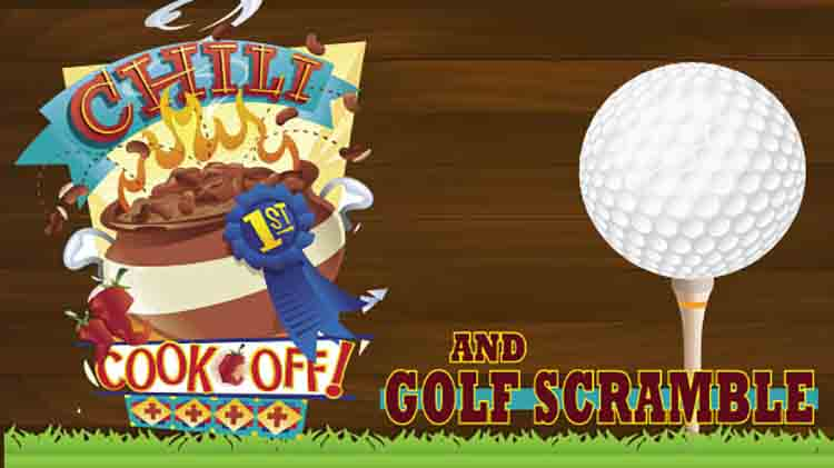 Chili Cook-Off and Golf Scramble