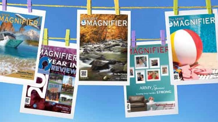 MWR Magnifier Magazine