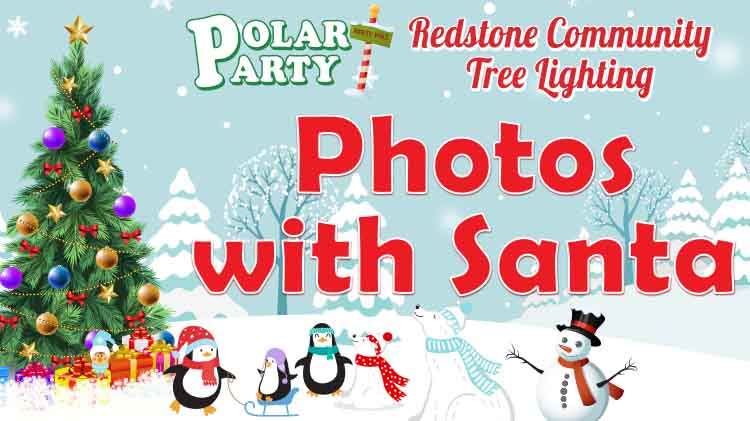 2018 Tree Lighting Santa Pictures