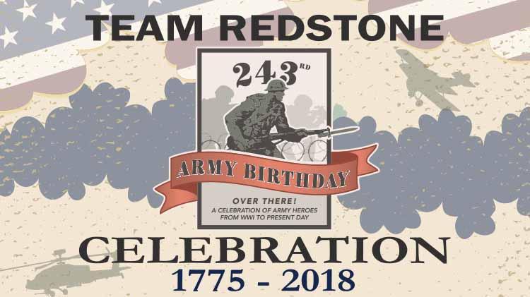 243rd Army Birthday Celebration