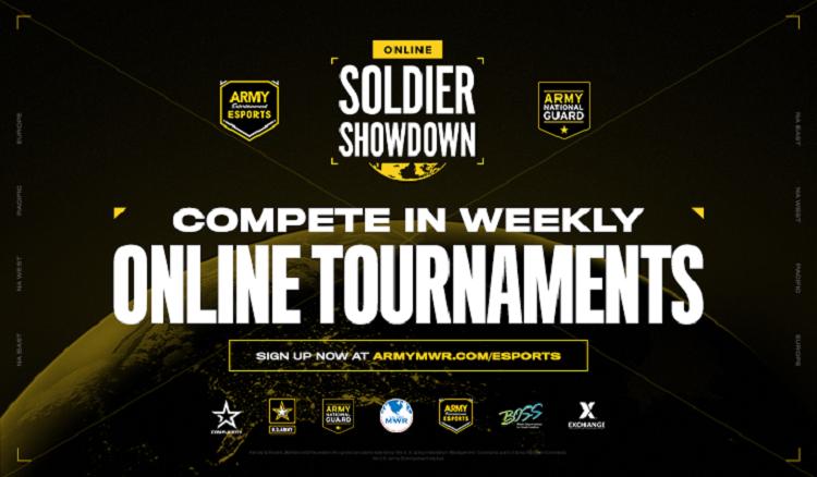 Esports Soldier Showdown