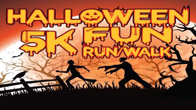 Halloween 5k Fun Run/Walk