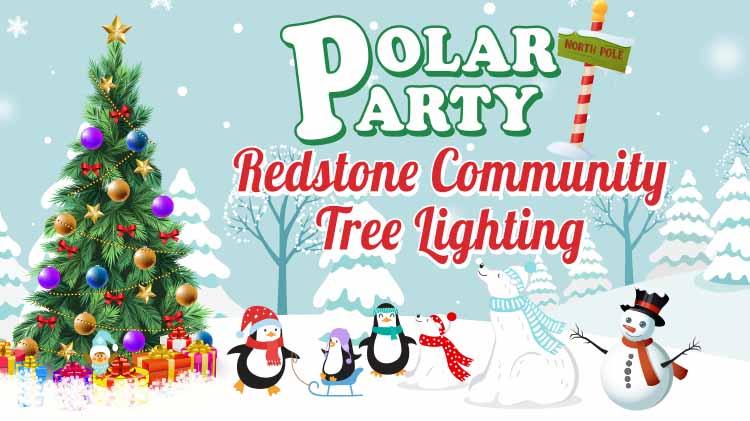 Redstone Arsenal Community Tree Lighting