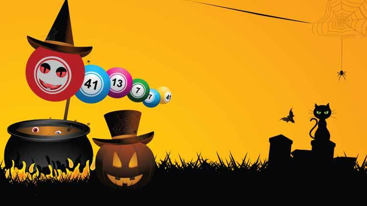 Challenger Bingo's Halloween Bingo Special!!
